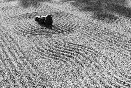 jardin-zen-con-roca