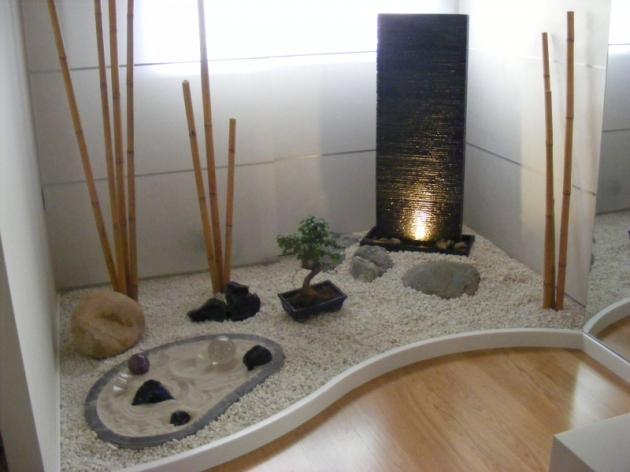Dise a un jard n zen vinilchic - Arena jardin zen ...